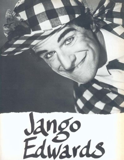 Jango Edwards 87 88
