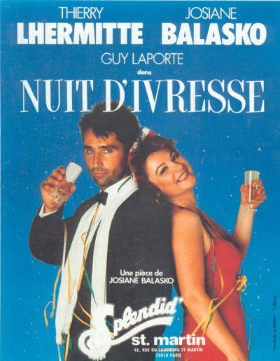 Nuit D'ivresse T[1]. Lhermitte